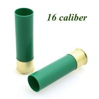 Гильза полиэтиленовая без капсюля 16 калибр (уп. 25 шт.)