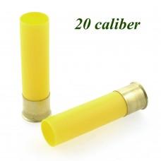 Гильза полиэтиленовая без капсюля 20 калибр (уп. 25 шт.)