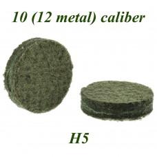 Пыж ДВП добавочный осал. H5 (200 шт, 12 калибр лат/г)
