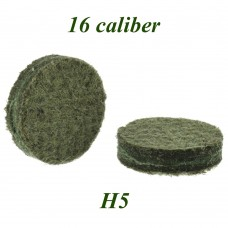 Пыж ДВП добавочный осал. H5 (200 шт, 16 калибр)