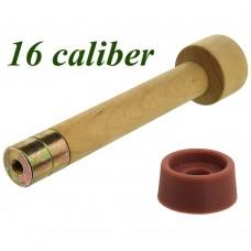 Навойник 16 калибра деревянный с подставкой и металлическим наконечником для игл