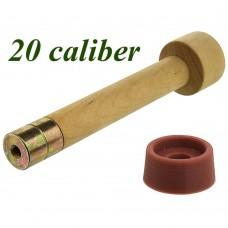 Навойник 20 калибра деревянный с подставкой и металлическим наконечником для игл