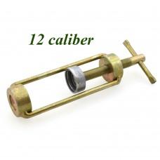 Закрутка ручная металлическая 12 калибра