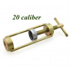 Закрутка ручная металлическая 20 калибра
