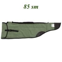 Чехол брезентовый для 2-х ствольного ружья, длина 85см