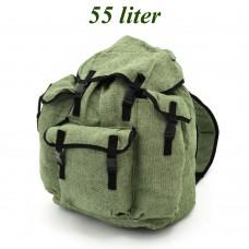 """Рюкзак """"Сибирский"""" 55 литров (брезент)"""