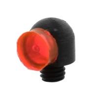 Мушка светоотражающая (красная) универсальная сб. 1-3